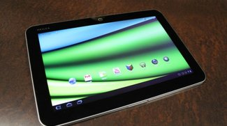 Toshiba Excite X10 Android 4.0 Tablet angekündigt