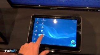 ViewSonic stellt ViewPad 10pi und 10e auf der CES 2012 vor