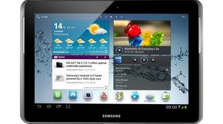 Samsung Galaxy Tab 2 10.1: Aktuell bei Mediamarkt für 260 Euro