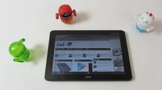 Acer Iconia Tab A200 Test
