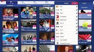 TV Spielfilm HD: neue Konkurrenz für On Air Beta