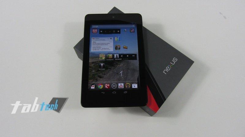 Deal: Nexus 7 mit 32 GB bei Media Markt für 222€