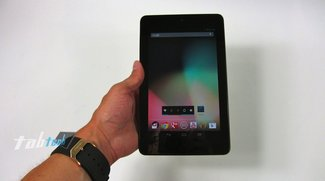 Google Nexus 7: Kaum da, schon wieder weg…