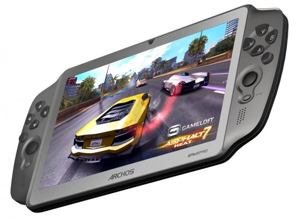 Archos Gamepad: erstes Hands-On Video