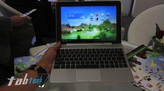 Huawei MediaPad 10 FHD: Deutsches Unboxing und erwartete durchschnittliche Performance