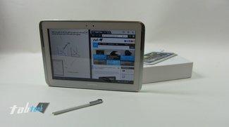 Samsung Galaxy Note 10.1 Test - Multitasking-Talent mit praktischem S-Pen