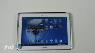 Samsung Galaxy Note 10.1 Android 4.4.2 KitKat Update wird verteilt