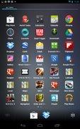 Chameleon Launcher: Hands-On auf dem Asus Google Nexus 7 Tablet
