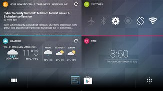 Chameleon Launcher: Neue Beta ermöglicht Widget-Entwicklung