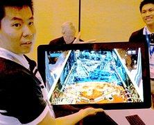 Intel präsentiert 27 Zoll großes Tablet