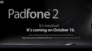 Asus Padfone 2 erscheint wohl noch im Oktober 2012