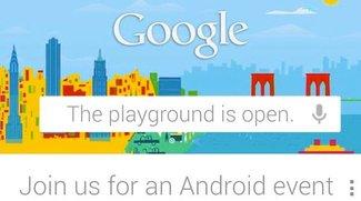 Google: Android Event am Montag wegen Hurricane abgesagt!