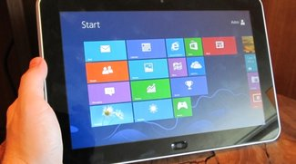 HP ElitePad 900: Windows-8-Tablet erscheint im Januar 2013