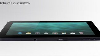 NEC LifeTouch L im Hands-On-Video