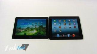 Huawei MediaPad 10 FHD vs Apple iPad 4: Der Video-Vergleich