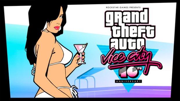 Grand Theft Auto: Vice City nun für iOS und Android auf dem Markt