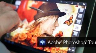 Adobe Photoshop Touch für Android &amp&#x3B; iOS bekommt u.a. 7 Zoll - Unterstützung