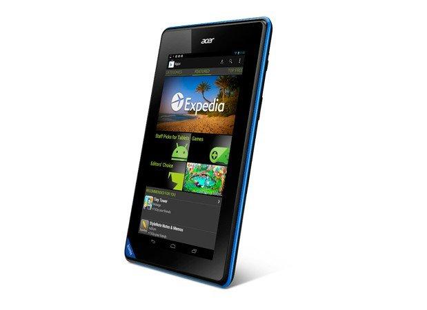 Acer Iconia Tab B1 erscheint auch mit 16 GB Speicher für 139 Euro