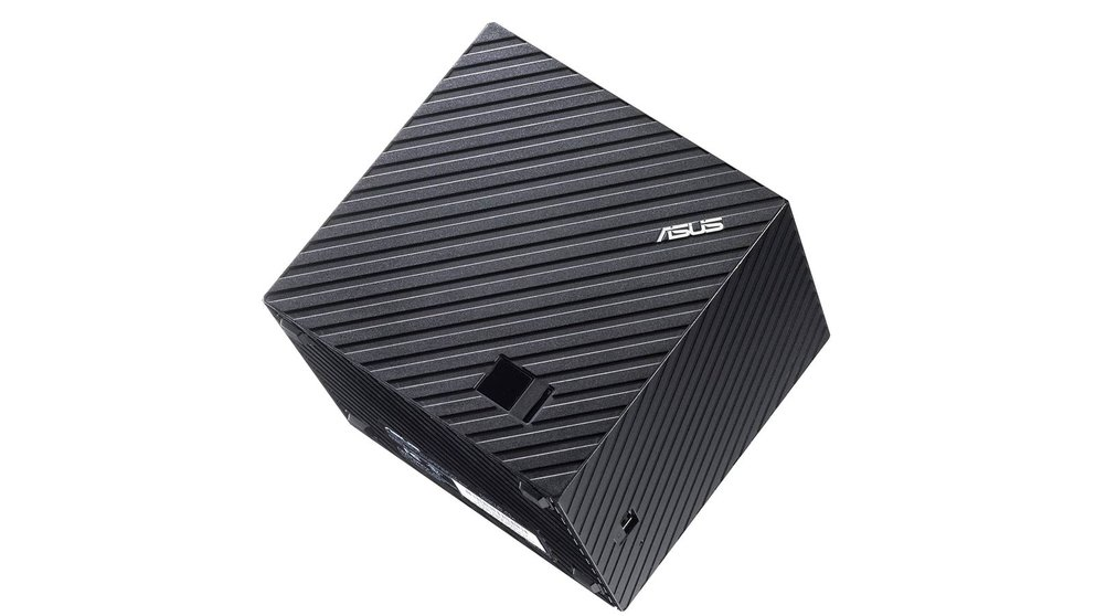 Asus Qube Google TV: Unser Hands-On-Video der Set Top Box