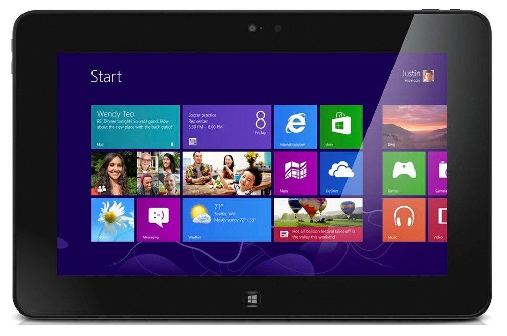 Dell Latitude 10 Essentials: Günstigeres Windows 8 Tablet ohne Digitizer