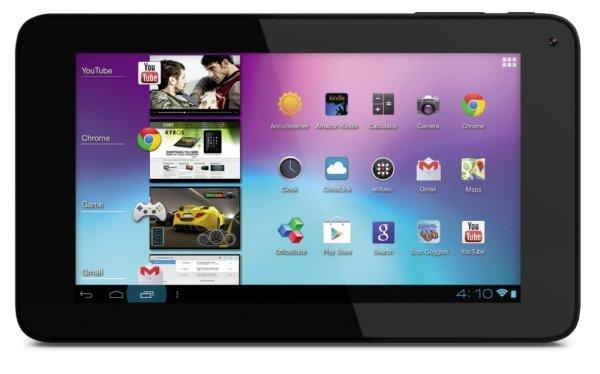 Coby MID7065: Hersteller nun mit Google Play zertifiziertem Tablet