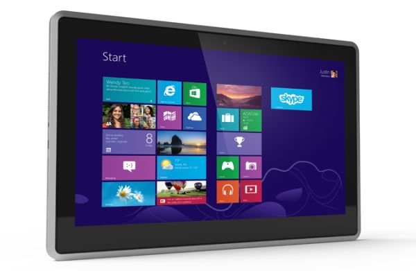 Vizio Tablet PC: 11.6 Zoll Full HD Display, AMD Z-60 APU und Windows 8