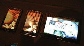 Lenovo IdeaTab A1000, A3000 und S6000 können ab 149 € vorbestellt werden