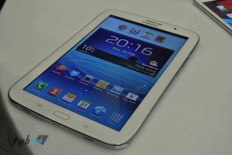 Samsung Galaxy Tab 3 8.0 soll im Juni erscheinen