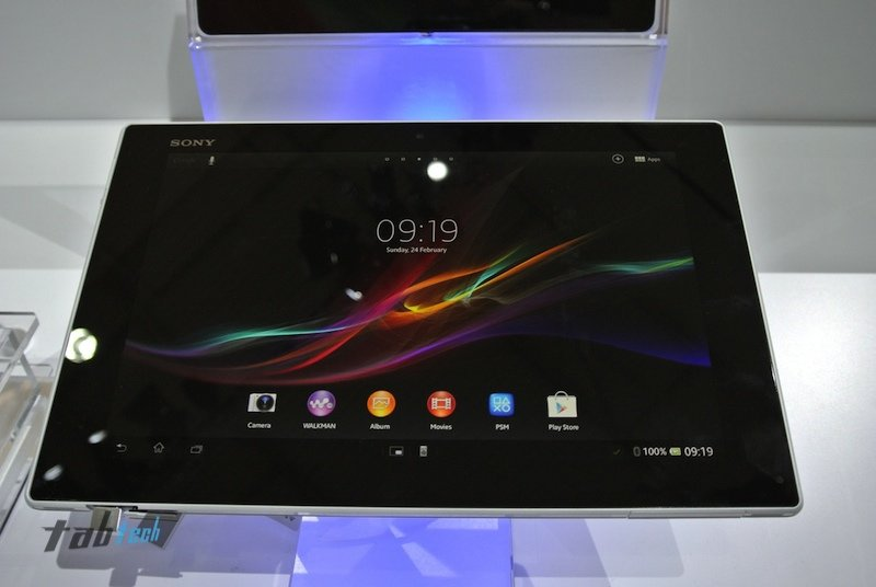 Sony Xperia Tablet Z mit Full HD kommt nach Europa - Unser Hands-On Video