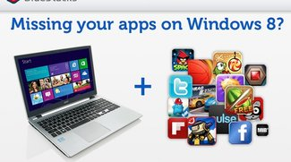 Android Apps unter Windows 8 - Intel investiert in BlueStacks