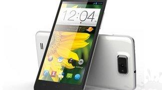 ZTE Grand Memo mit 5.7 Zoll HD-Display wird auf dem MWC 2013 vorgestellt