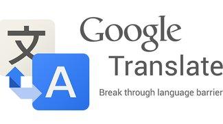 Google Translate nun mit Offline-Sprachpaketen