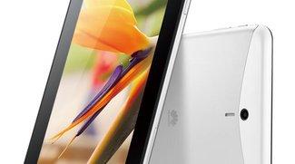 Huawei MediaPad 7 Vogue auf ersten echten Bildern