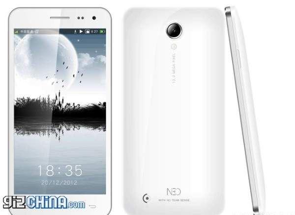 Neon N003: 5 Zoll Full HD Smartlet mit Quad Core Prozessor ab 111 Euro bestätigt