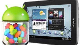 Samsung Galaxy Tab 2: Update auf Android 4.2.2 geplant