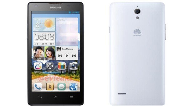 Huawei Ascend G700 - 5-Zoll-Androide mit HD-Display