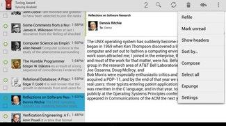 Kaiten Mail: Weiterer alternativer E-Mail-Client für Android