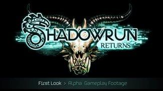 Shadowrun Returns: Video zeigt Gameplay