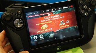 Wikipad mit 7 Zoll und Gaming Controller im Hands-On Video