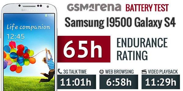 Akku-Test: Samsung Galaxy S4 mit Snapdragon 600 sparsamer als mit Exynos 5 Octa