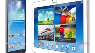 Samsung Galaxy Tab 3 10.1 und 8.0 auf ersten Bildern