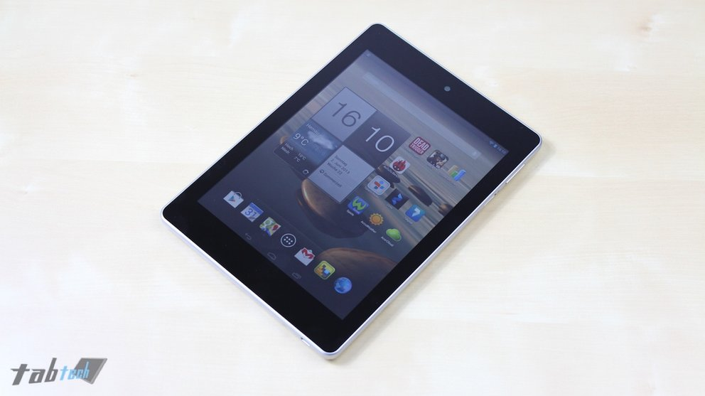 Acer Iconia A1 Display an
