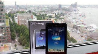 Asus MeMO Pad HD 7 Android 4.2.2 Jelly Bean Update wird ausgerollt