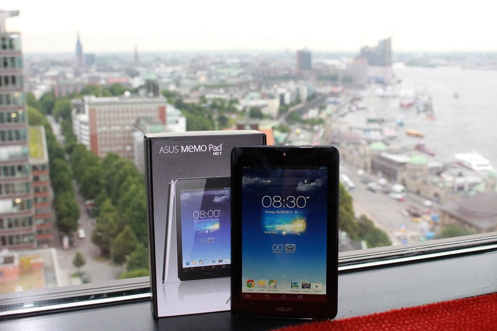 Asus MeMO Pad HD 7 Android 4.2.2 Jelly Bean Update wird ausgerollt