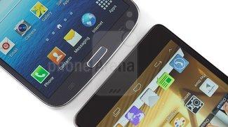 Vergleich: Samsung Galaxy Mega 6.3 vs. Huawei Ascend Mate