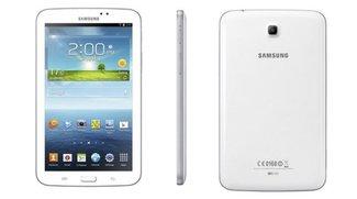Samsung Galaxy Tab 3 7.0 ab nächster Woche ab 229 € erhältlich