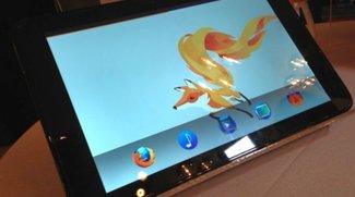 Mozilla und Foxconn präsentieren erstes Firefox OS Tablet