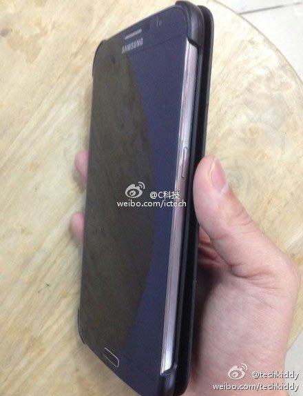 Neues Foto soll angeblich das Samsung Galaxy Note 3 zeigen