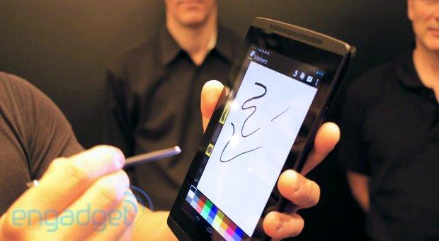 NVIDIA demonstriert neue Touchscreen-Technologie für Eingabestifte