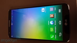 LG Optimus G2: Abnehmbare Rückseite, 2540-mAh-Akku und Vergleich mit dem Galaxy Note 2